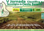 Barreiras sedia V Jornada Científica e Tecnológica do Oeste Baiano
